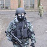 воин террористов